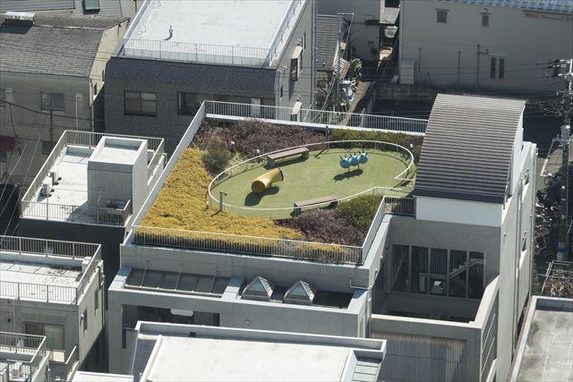 都心部の緑化を促進し気温も下げる効果が期待できる